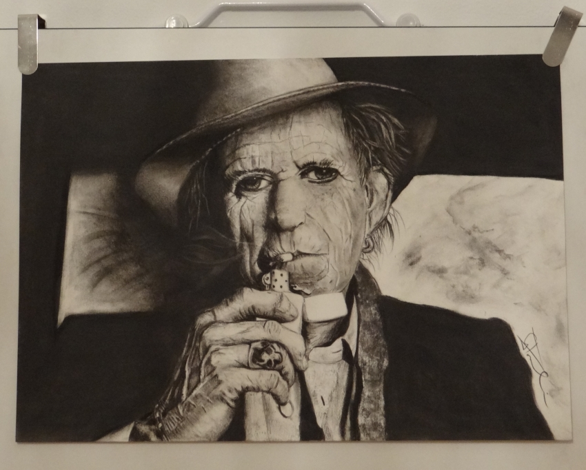 Keith Richards by GP1805